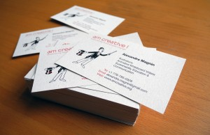 Business Cards Alexandre Magnin