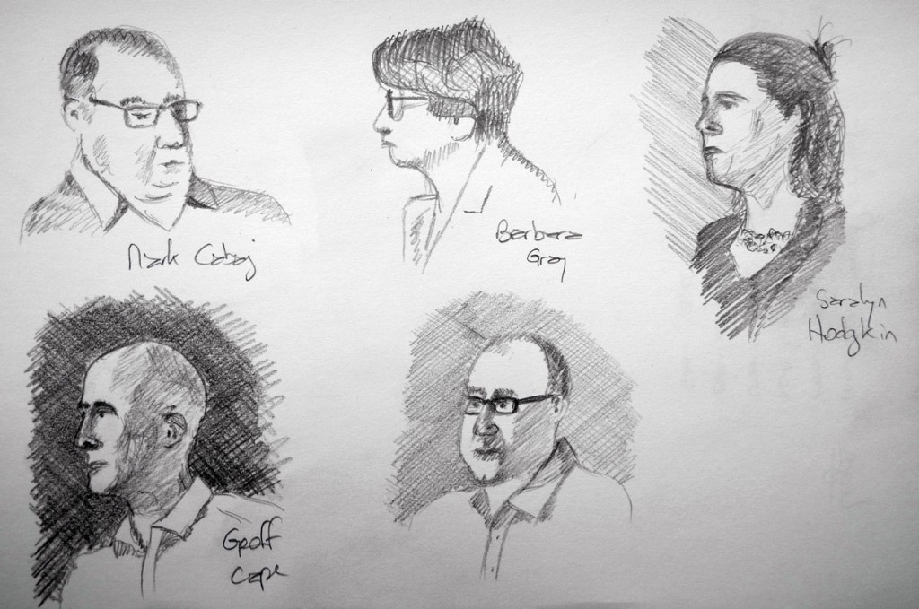 Accelerate Conference Sketches
