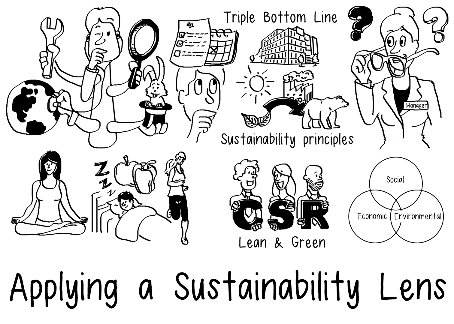 Applying a Sustainability Lens