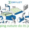 Drylet-video