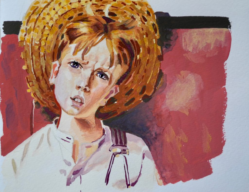 Norman-Rockwell-Study